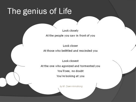 The genius of Life